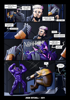 Outsiders: the First - Page 12 by VexusVersion
