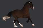 Horse design | Commission by BRls-love-is-MY-Live