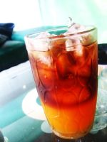 simply orange coke by ervansetiawan