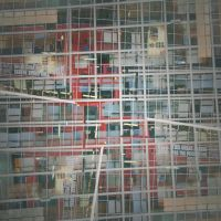 round in squares by davespertine
