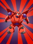 Baymax Big Hero 6 by MrToon2000