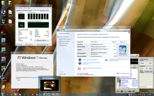 My Windows 7 build 7201 x64bit by andys184