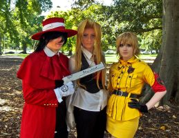 MelCosPho 10 - Hellsing by MFM-Photography