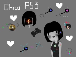 Chica PS3 ficha by MrsUst