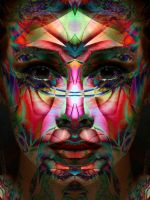 fractal face13 by ordoab