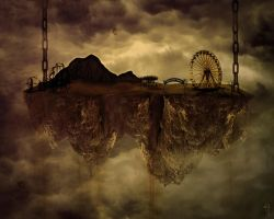 The Last Amusement Park by CorpseOfSteel