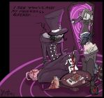 TEA PARTY by Fealasy