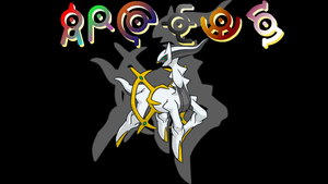 Arceus Background by JCast639