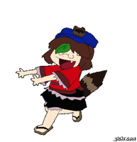 Zombie Tanuki by killerplatypus