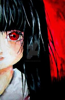 Enma Ai by Cursed-9-11