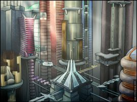 Base City: High City by adox-tnw