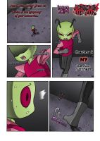 Invader Zim: Conqueror of Nightmare Page 34 by Blhite