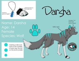 New Darsha Ref by emma-Ox