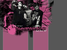 Blink 182 Layout by anti-pants