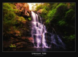 Unknown Falls by AB-Photography