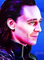 Loki - Burdened with Glorious Purpose VI by AdmiralDeMoy