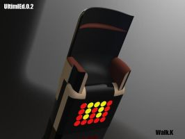 UltimLED Chair by ColdMarch