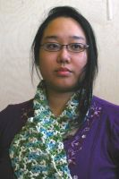 Spring Colors Mesh Crochet Scarf by Molybdenum-Blues