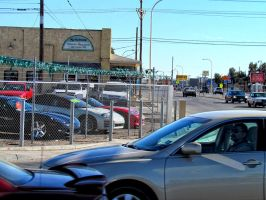 Newer Vette and a Dodge Vipper by whendt