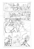X-men page1 by ritam