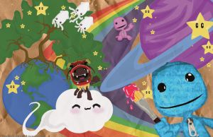 LittleBigPlanet: Fun and Such by eviltofu1234