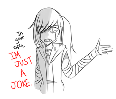 just a joke by HuiRou