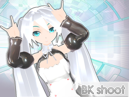 Miku Maid by brenokisch