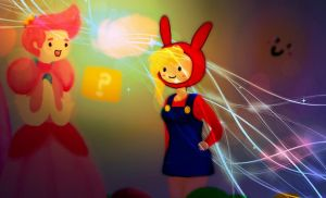 Fionna And Gumball Wallpaper by kylexcraig