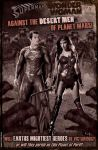 Superman and Wonder Woman on the Planet of Peril! by renstar71