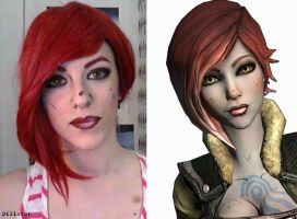 Borderlands - Lilith by antaale