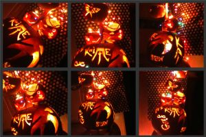 De Pumpkin Carving Contest by AngelOmara