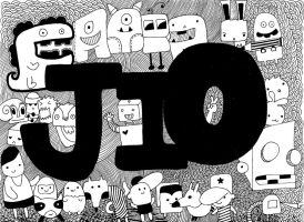 doodle:jio by andreakris