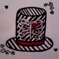 My Tiny Top Hat Contest Entry by MonsterDesigns1