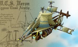 MCS Heron by Sathiest-Emperor