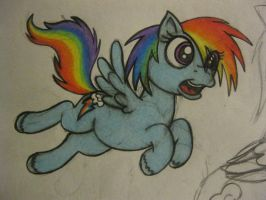 Rainbow Dash My Style by spectrum-sparkle
