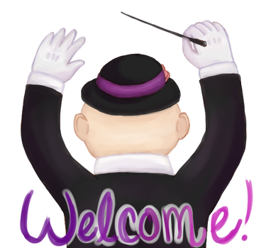 Welcome by Holly-Alice