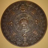 Aztec Calendar by Raptor6473