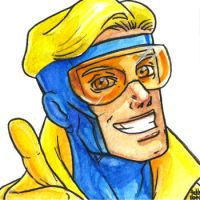Daily Sketches Booster Gold by fedde