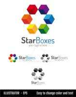 Star Boxes by doghead