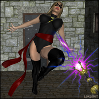 Ms.Marvel Ambushed 02 by LordSnot