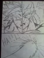 Alt.GT(What If Goku Fought Past Movie Villains) by epicpwnage2100