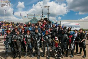 Mass Effect Rally MCM Expo 1 by ManticoreEX