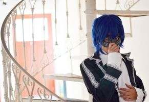 Kaito cosplay by n-naati