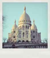 Sacre Coeur by Furiouss