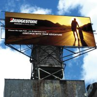 Bridgestone Billboard by hamdankhatri