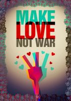 make love not war by serkoy