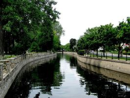 Canal de Lachine by Lapointe56