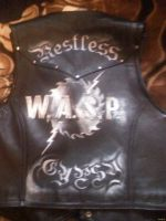'Restless Gypsy' Jacket by WASP-Deviations