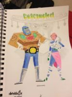 Guacamelee by AguilarX