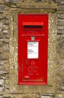 Royal Mail Postbox by NickField